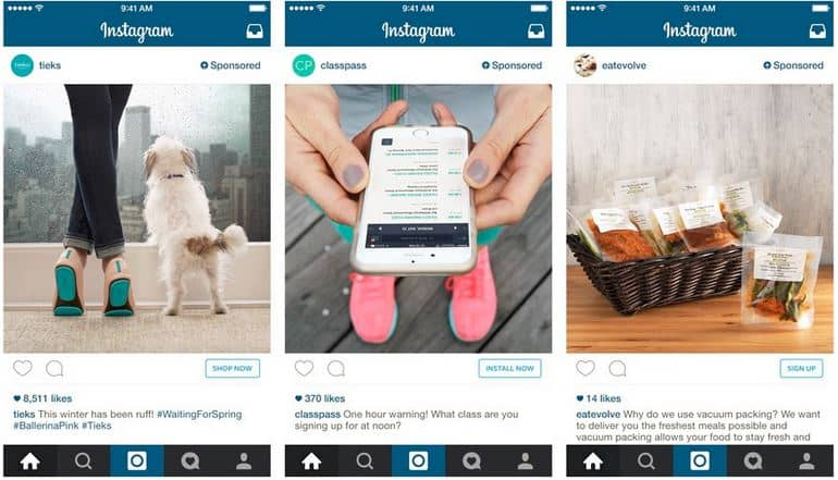 Visual Storytelling with Instagram's New Ads for Colleges