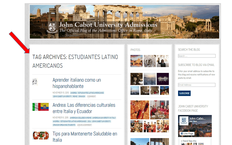 content strategy for international student recruitment