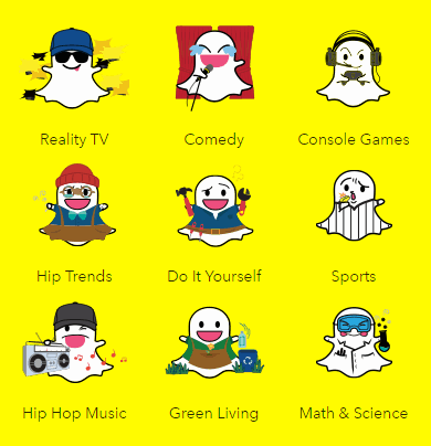 Snapchat for recruiting students