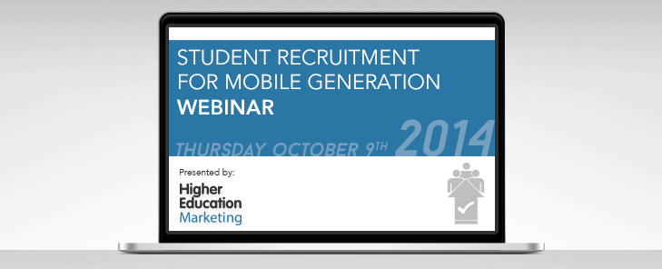 Student Recruitment Mobile Generation