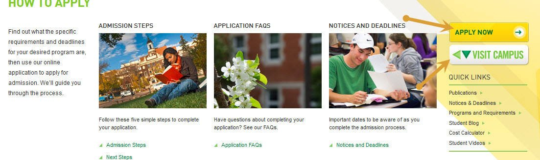 U of Alberta How to Apply