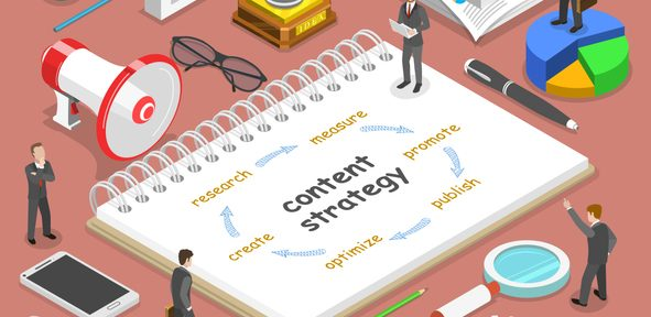 Content higher ed