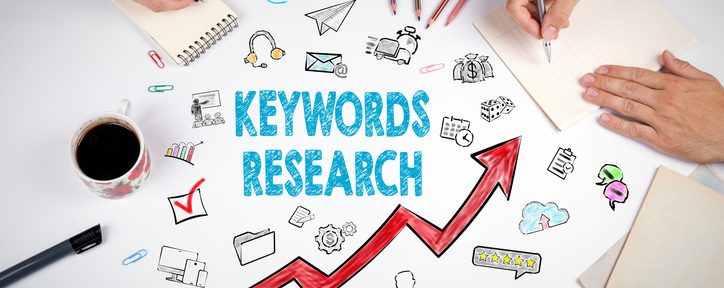 education marketing keywords