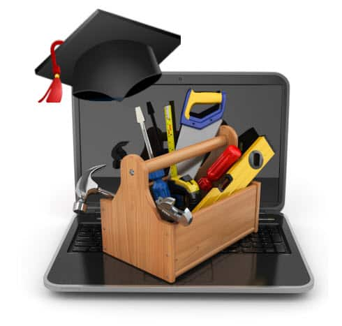higher ed mktg tools