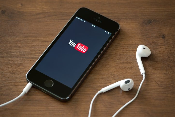 Higher education marketing for YouTube