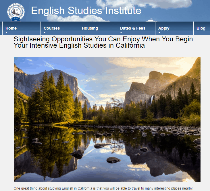 how to market English language schools