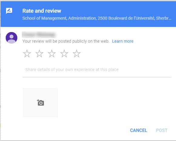 online reviews for schools