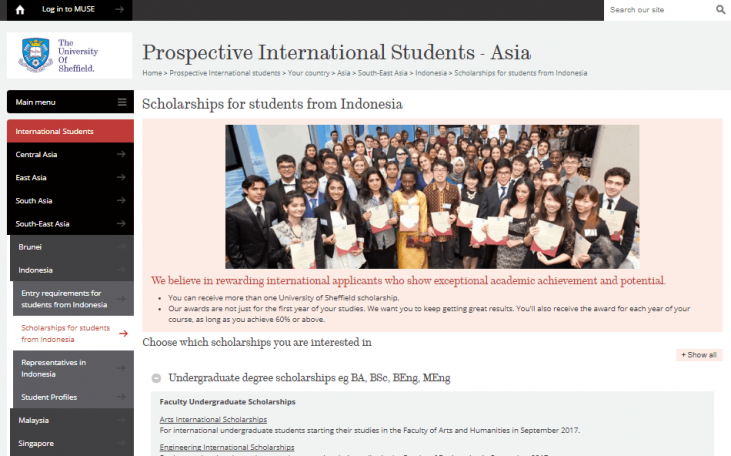 Recruiting International Students from Indonesia