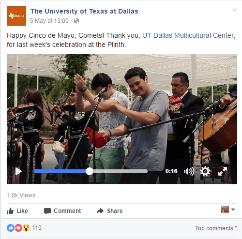 University of Texas Mexican students