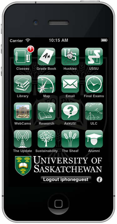 mobile application marketing higher education