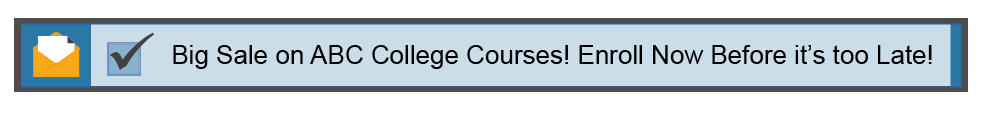 higher ed subject lines