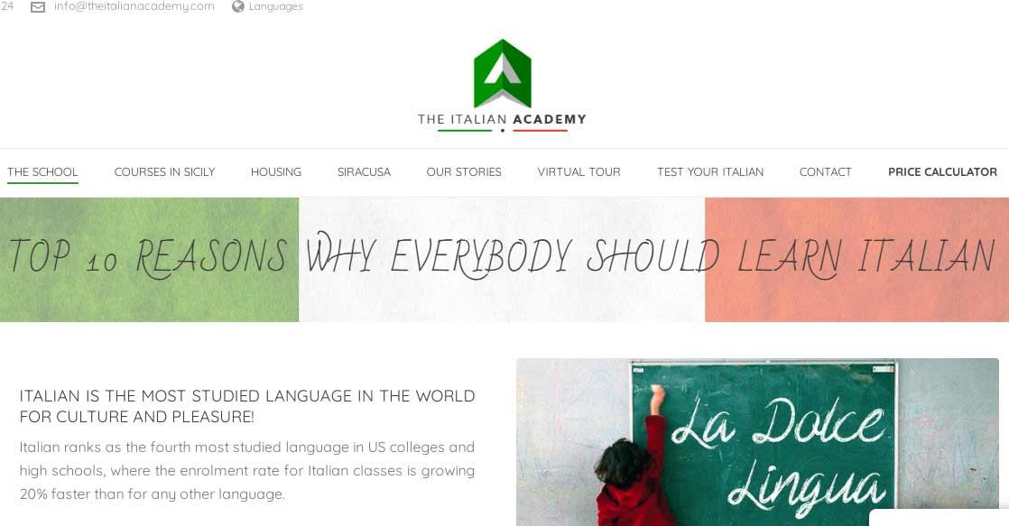 language school strategy