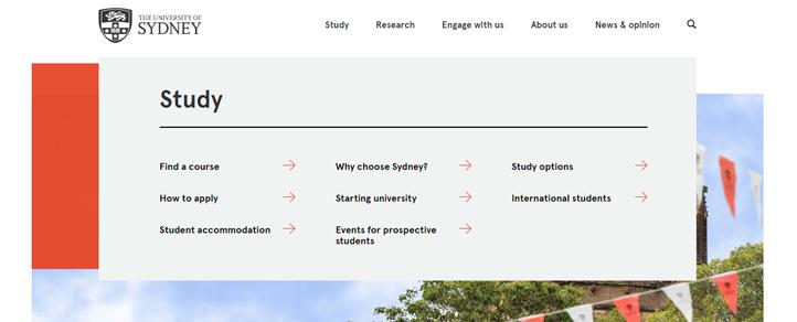 UX design in higher education
