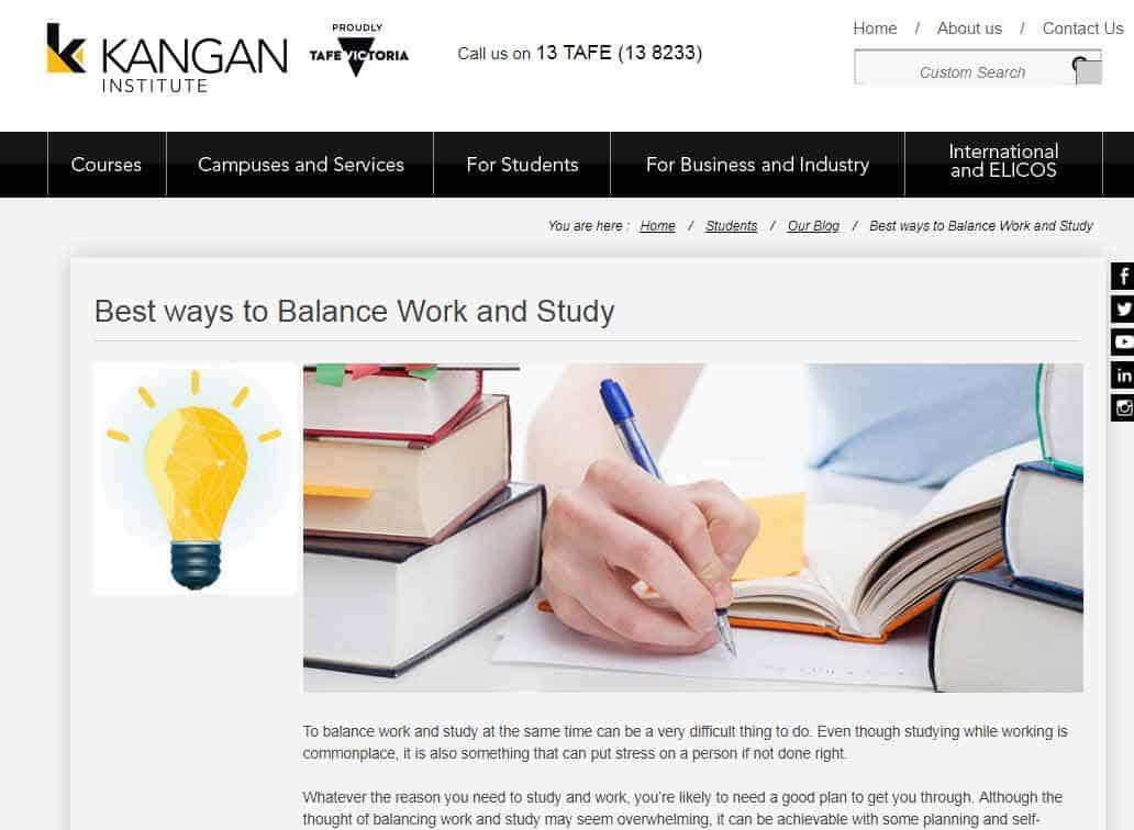 education recruitment strategy