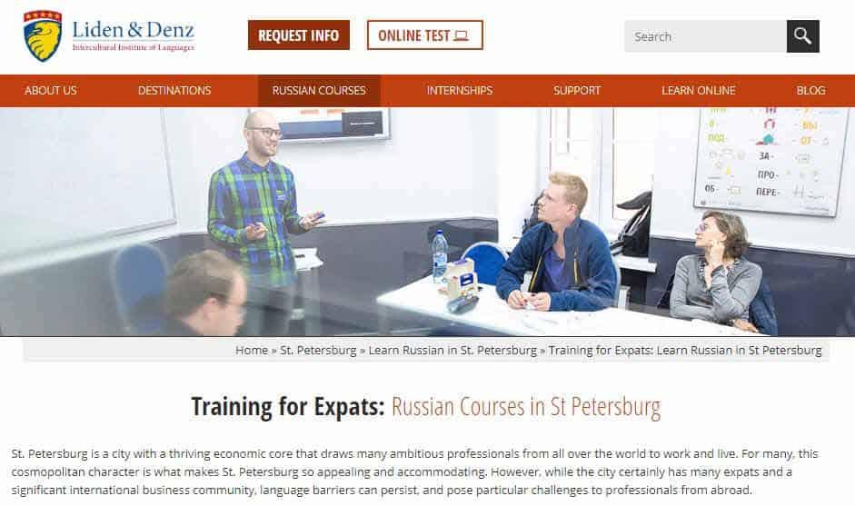 anguage education recruitment strategies