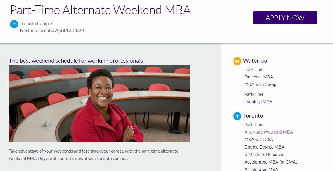 mba recruitment strategies