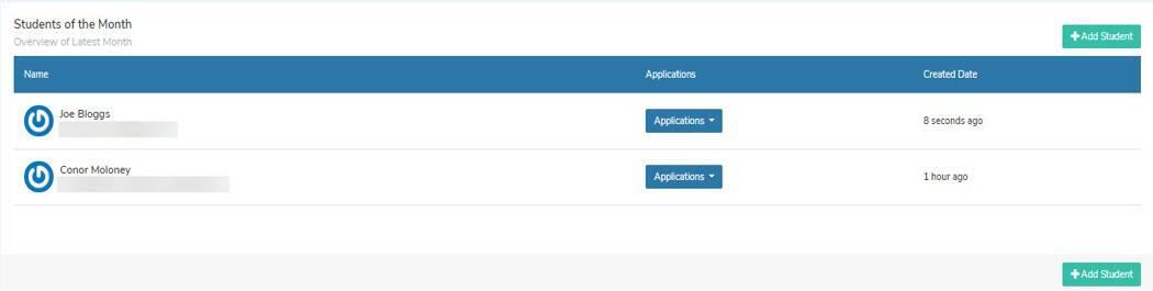 education agent application portal
