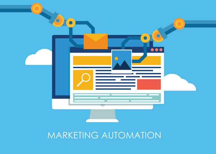 higher education marketing automation