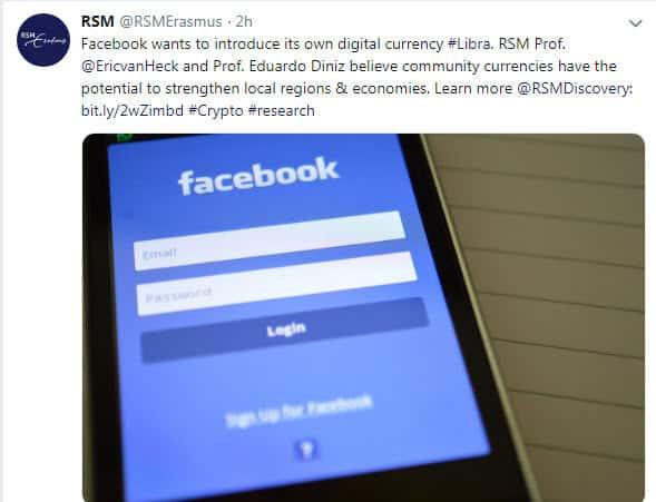 business school social media marketing