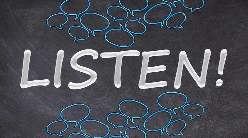 social listening for schools