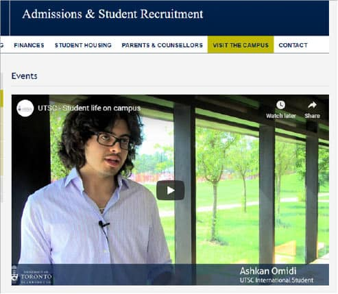 digital marketing for higher education