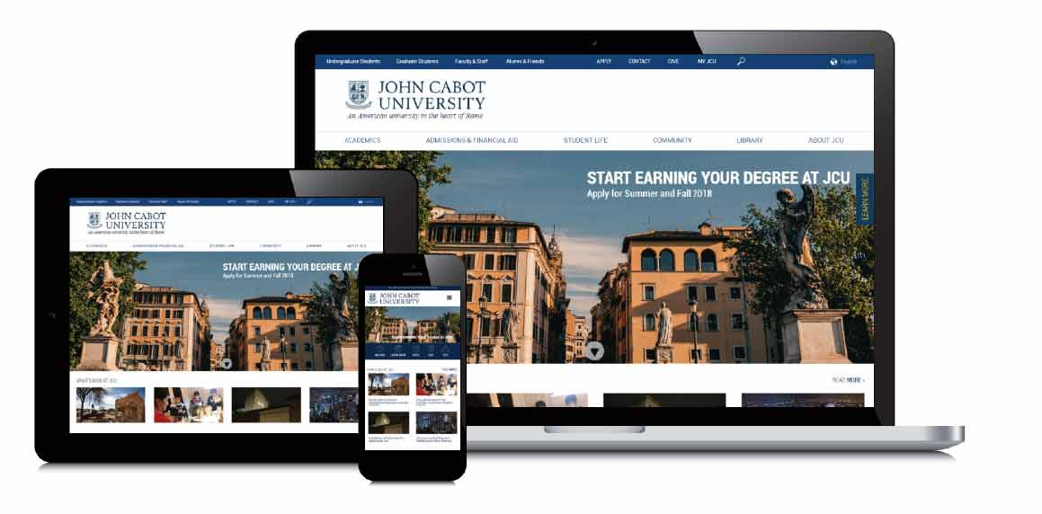 web ux for higher education
