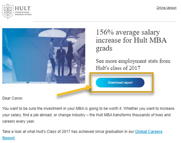 higher education email marketing strategy