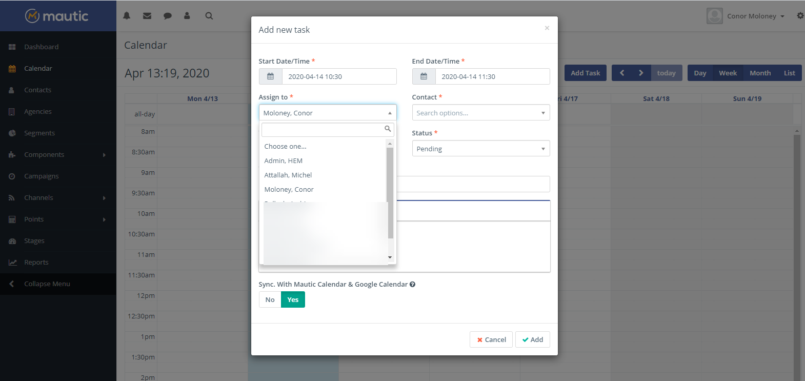 crm for schools