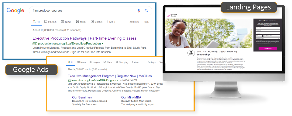 google-ad-landing-page-examples