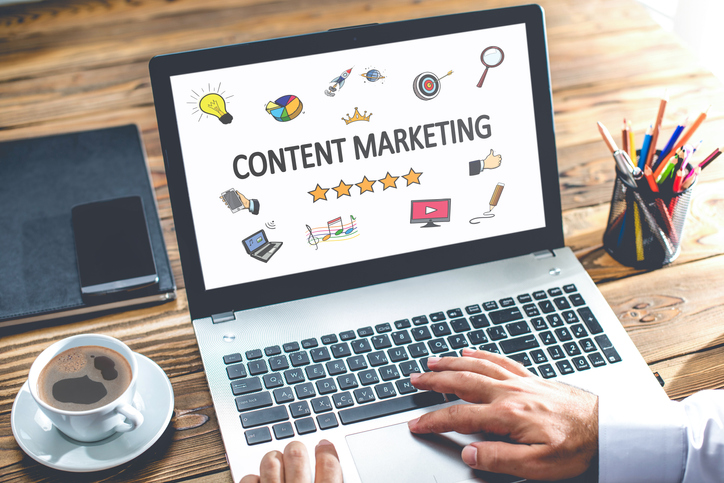 education content marketing
