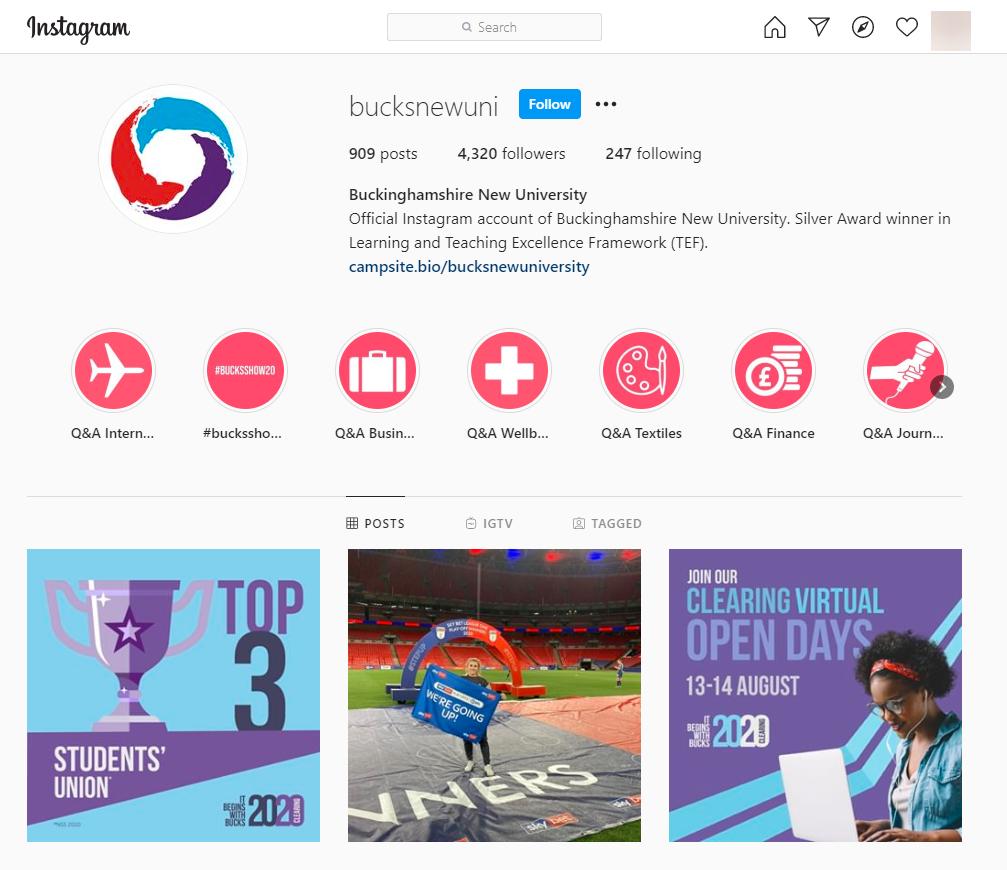 instagram audits for schools