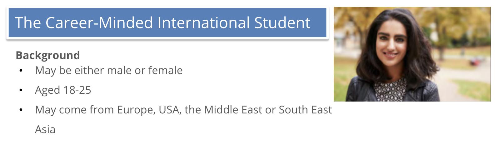 international recruitment service