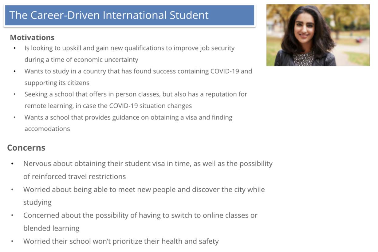 recruit international students