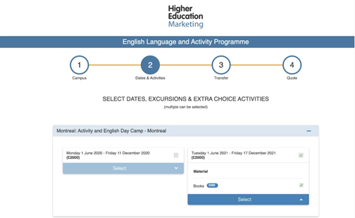 remote admissions software