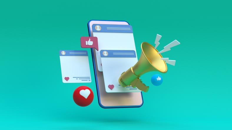 education social media ads